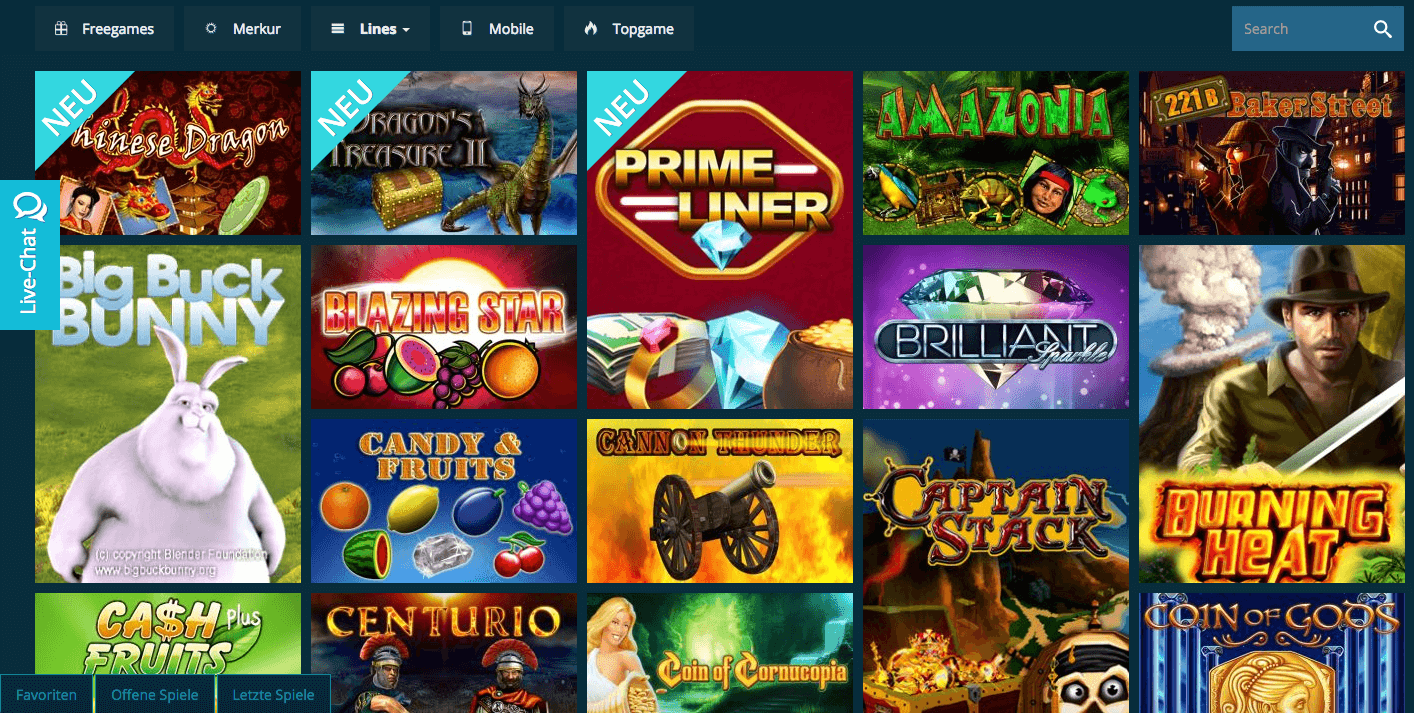 casino merkur online slots book of ra free download