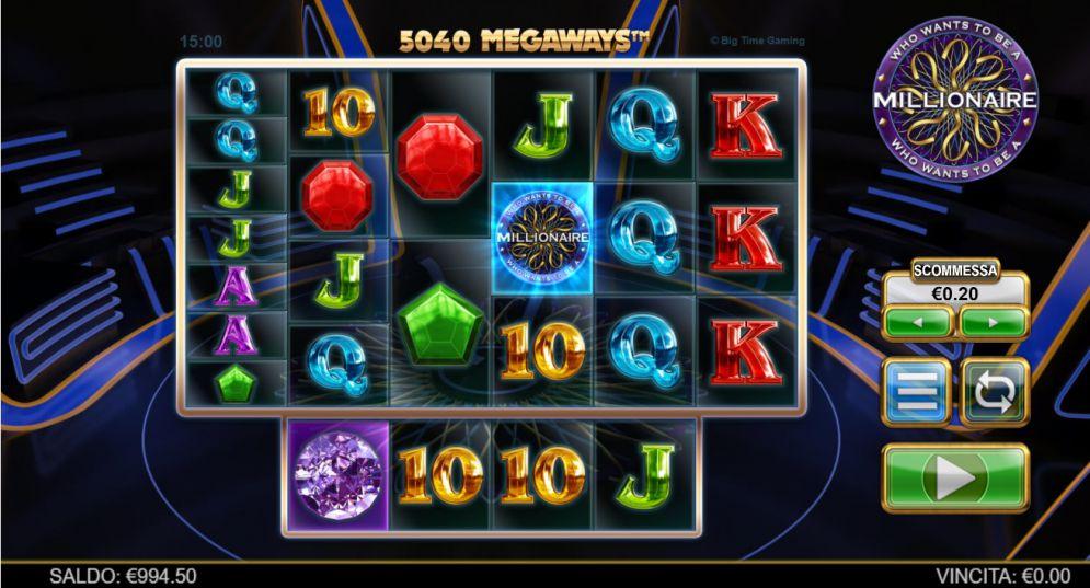 Die Spielsymbole von who wants to be a millionaire